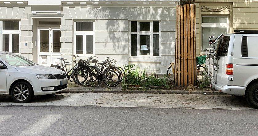 Bewohnerparken in Ottensen – Pro oder kontra? Eine aktuelle Bestandsaufnahme